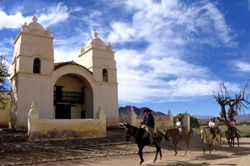 Seis municipios de los Valles Calchaquíes renovarán sus cascos históricos