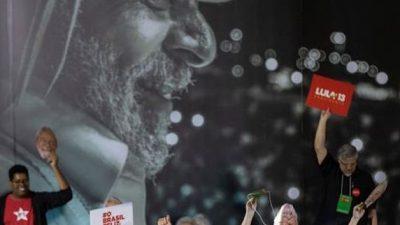 Lula ya es el candidato de los trabajadores