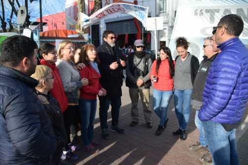 Municipales de Olavarría rechazaron la propuesta y se fueron de una reunión