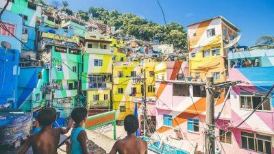 Crecen territorialmente las favelas en Río de Janeiro
