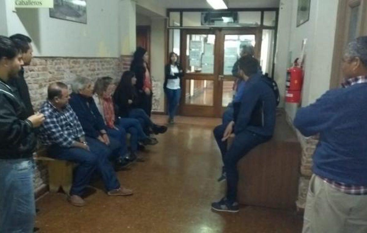 Trabajadores municipales de San Pedro definieron hacer retención de tareas lunes y martes