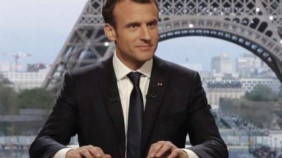 Macron mantiene el paso de las reformas
