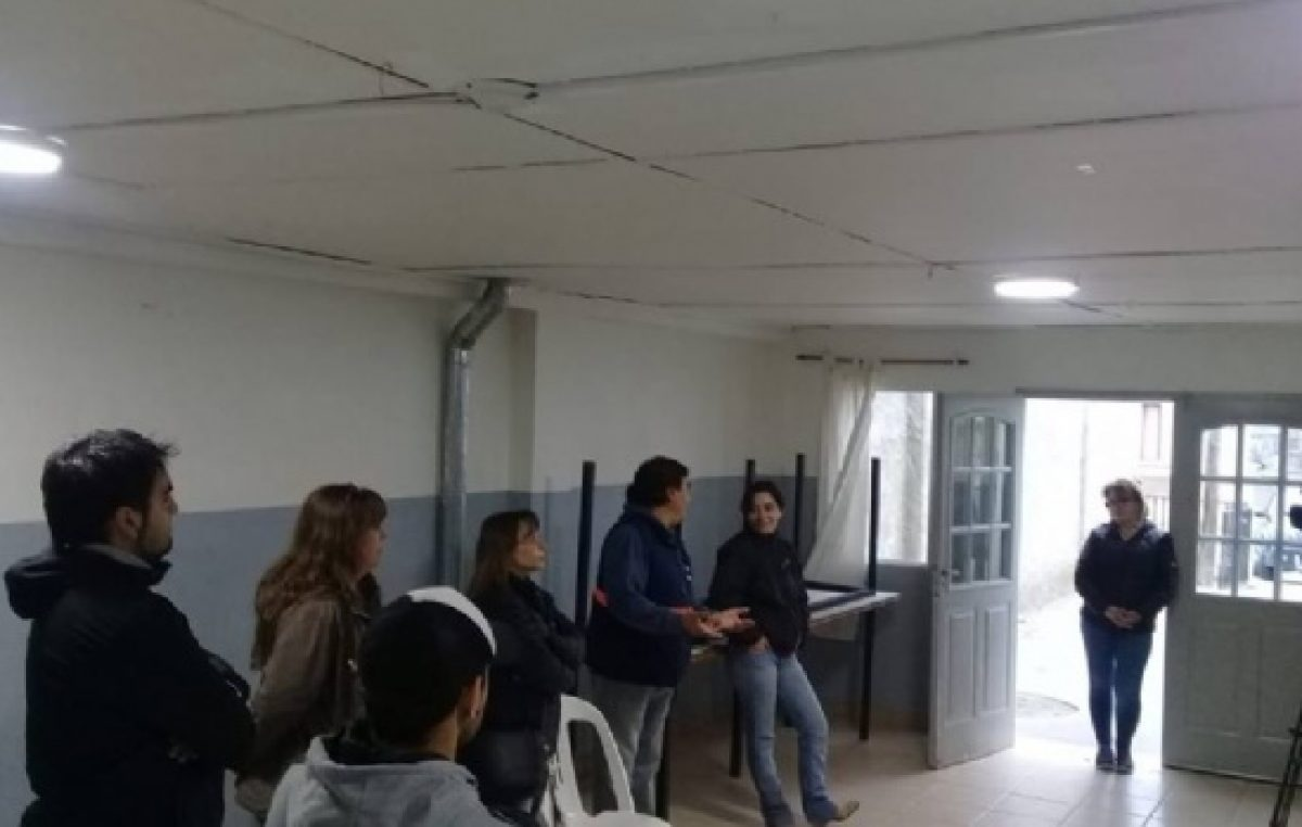 """Pedro Mansilla (Santa Cruz) : """"La importancia que los trabajadores se organicen en función de la defensa irrestricta de sus derechos"""""""