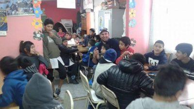 La necesidad crece en los comedores y merenderos de Río gallegos