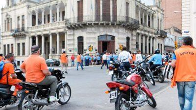 La Secretaría de Trabajo dictó la conciliación obligatoria en el conflicto municipal de Paraná