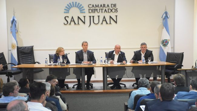 La Ley de Coparticipación aportará casi $1.000 millones más para los municipios de San Juan
