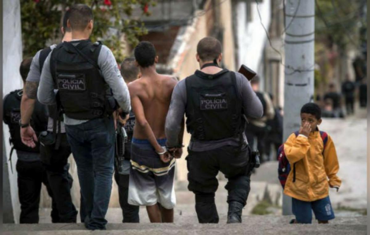 Violencia sin fin: en Brasil hay 175 homicidios por día