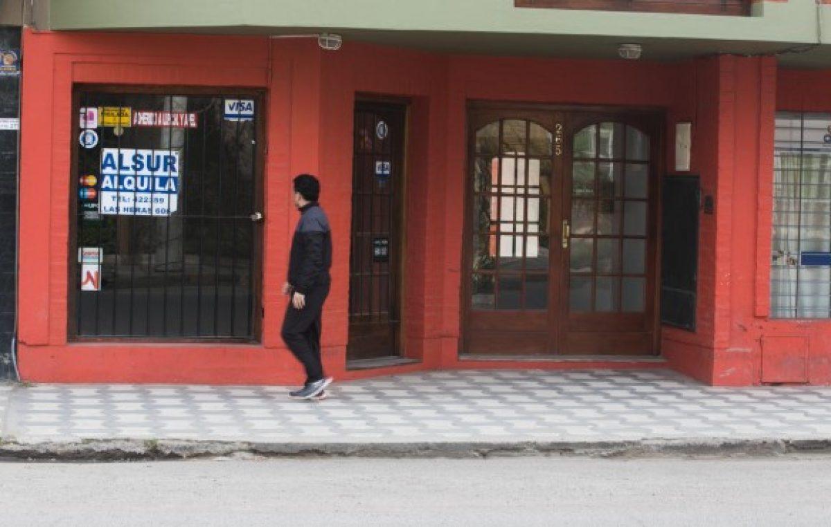 Caída del empleo en el comercio viedmense - Argentina Municipal