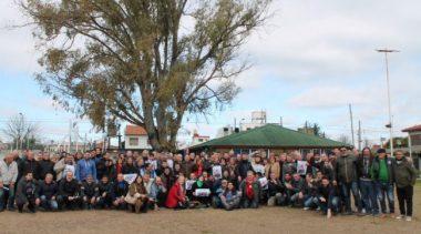 Municipales bonaerenses en estado de alerta y movilización