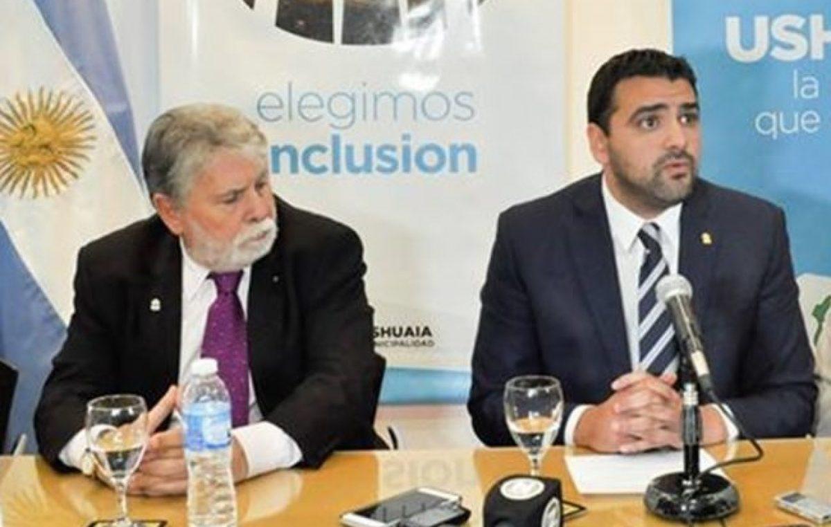 """Vuoto (Intendente de Ushuaia): """"Tenemos que estar juntos rechazando los brutales recortes de Macri"""""""