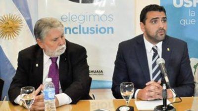 Vuoto (Intendente de Ushuaia): «Tenemos que estar juntos rechazando los brutales recortes de Macri»