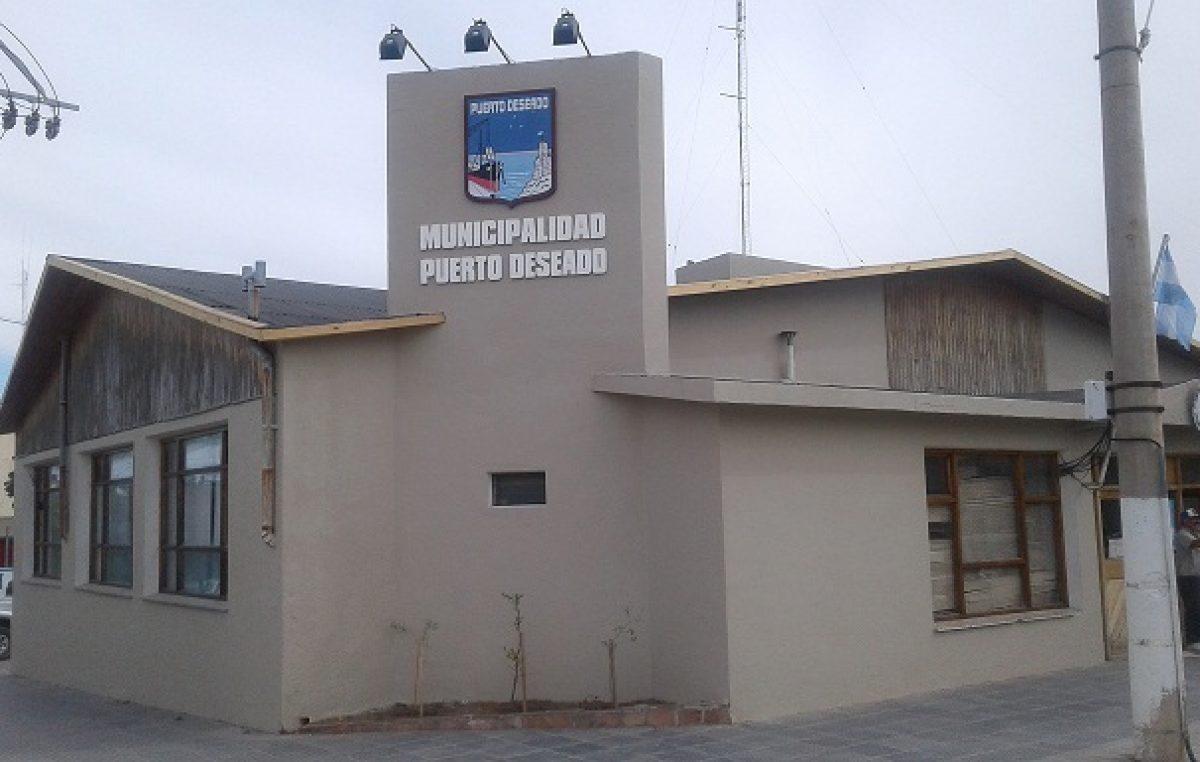 Puerto Deseado: El Ministerio de Trabajo de Nación puso fin al paro del gremio SOEM