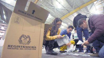 Colombia: La movilización no alcanzó