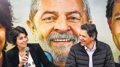 Lula suma apoyos adentro y afuera de Brasil