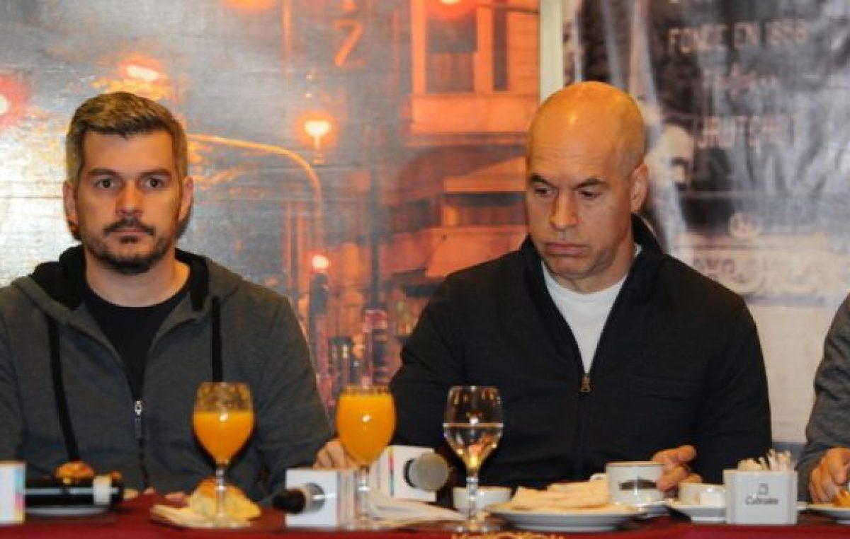 """Sin conflictos: con la excusa de una """"urgencia"""", Larreta compró focos a un firma de los Peña"""