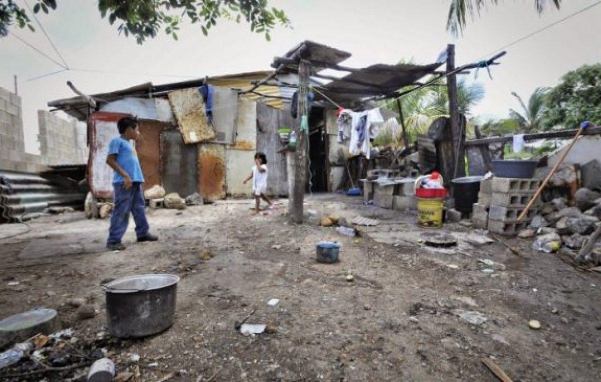Trelew-Rawson es el conglomerado con más pobreza de la Patagonia