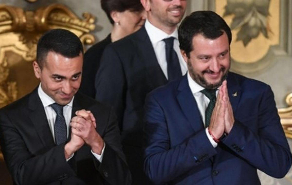 El gobierno italiano y sus planes fiscales preocupan a Europa