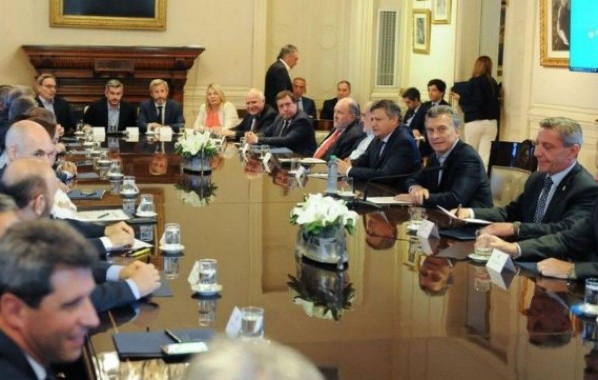 Gobernadores del PJ exigirán que vuelva el fondo sojero