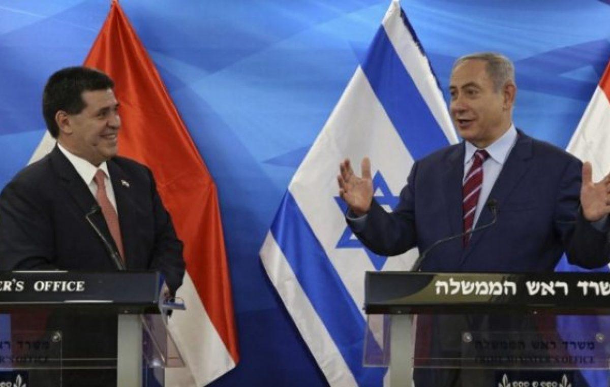 Paraguay anuncia que su embajada en Israel volverá a Tel Aviv