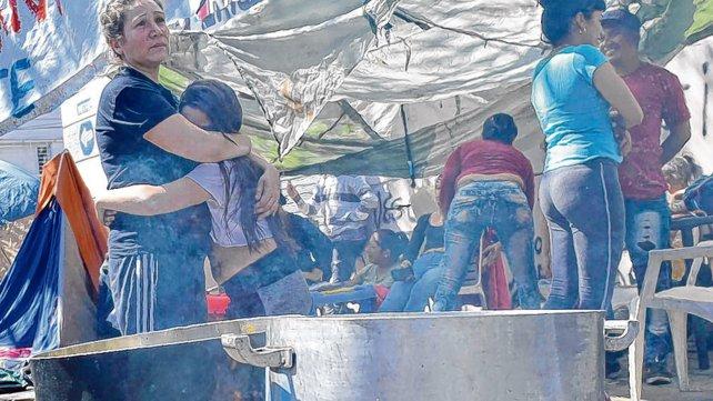 En sólo un año, 4 mil familias rosarinas tramitaron un subsidio para poder comer