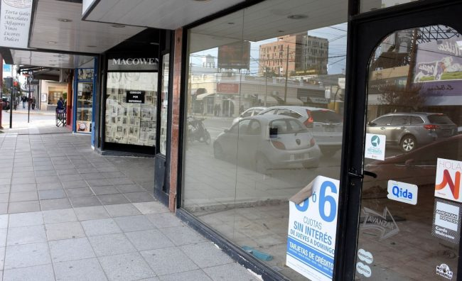 Sigue el cierre de comercios en Puerto Madryn por los altos costos