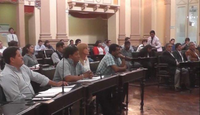 Modificarán el proyecto de ley de municipalidades salteñas