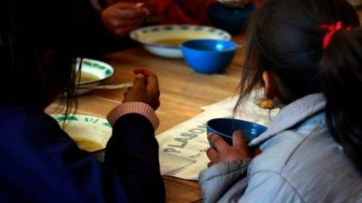 Jujuy: Suman 42 escuelas al sistema de comedores