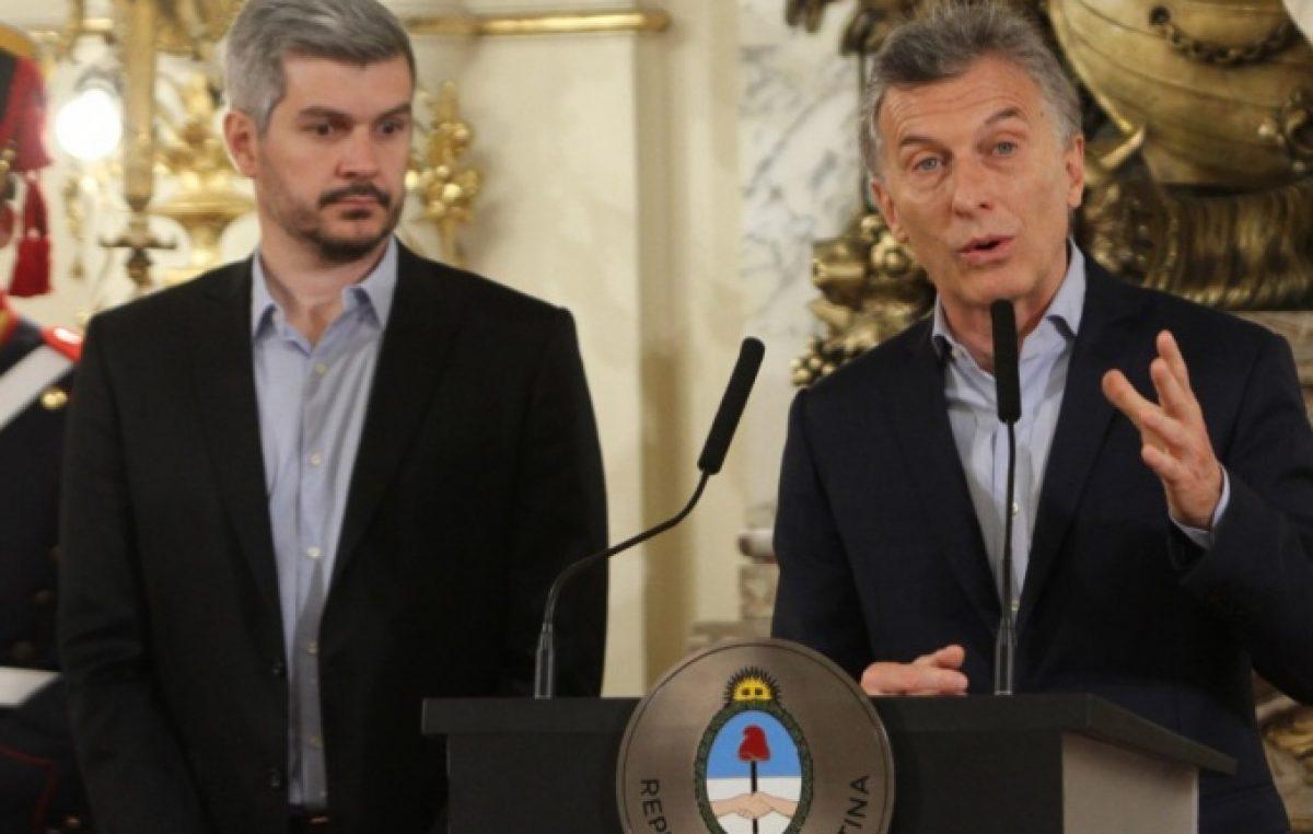 Mauricio Macri ajusta en Educación y Niñez para aumentar recursos de Seguridad y Defensa