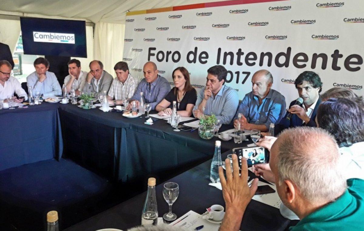 ¿Fue magia? Intendentes de Cambiemos refuerzan su defensa de Vidal y Macri y se muestran hiperactivos