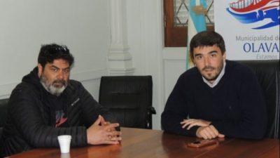 Olavarría: Mientras continúa el tira y afloje de las paritarias municipales, Galli dio el brazo a torcer