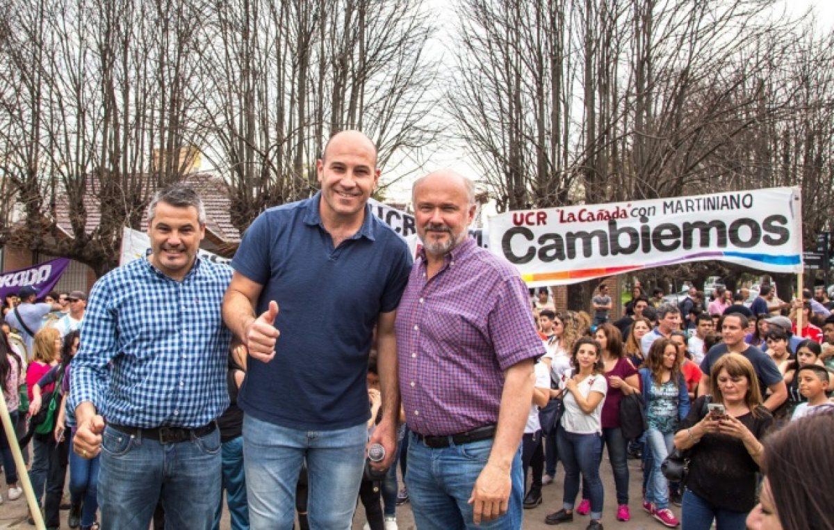 En Quilmes, el radicalismo se encolumnó detrás de Cambiemos y pidió por la reelección de Molina