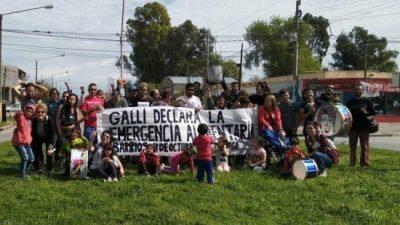 Cercado por ollas populares, el HCD de Olavarría debatirá un refuerzo de la ayuda alimentaria