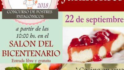Chefs y pasteleros crearán una fiesta de sabores en Junín de los Andes