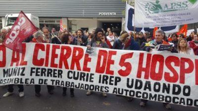 Rodríguez Larreta oficializó su plan para trasladar cinco hospitales públicos