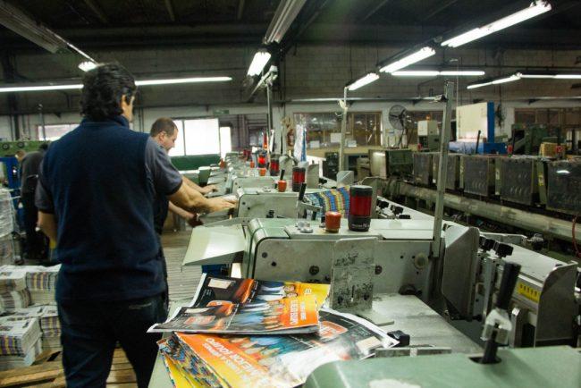 Una empresa recuperada, al borde del cierre: paga un millón de pesos de luz por mes
