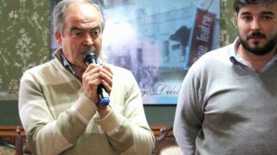 En plena tormenta, el intendente de Tapalqué anunció aumento para empleados municipales