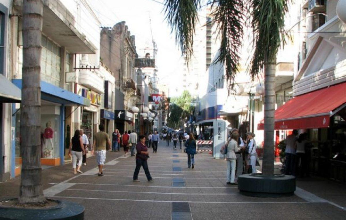 """Todos los rubros relevados por el Centro Comercial santafesino """"cayeron estrepitosamente"""""""