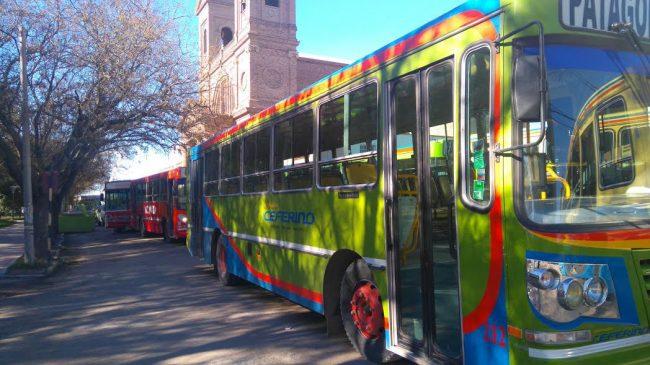 Transporte: tironeo entre provincia y municipios rionegrinos