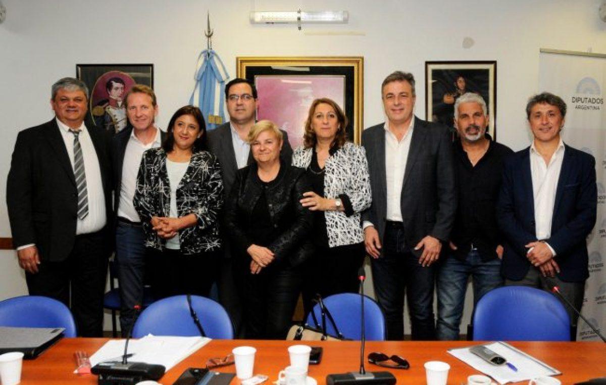 FESTRAM respalda las gestiones de Intendentes santafesinos en el Congreso