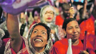 Brasil: Decenas de miles de mujeres preparan marcha contra Bolsonaro