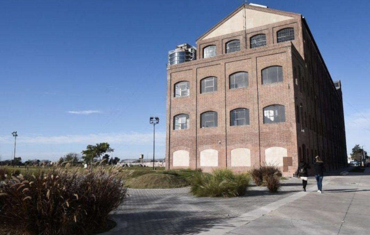 Por segunda vez, un edificio Municipal santafesino ganó la Bienal Internacional de Argentina