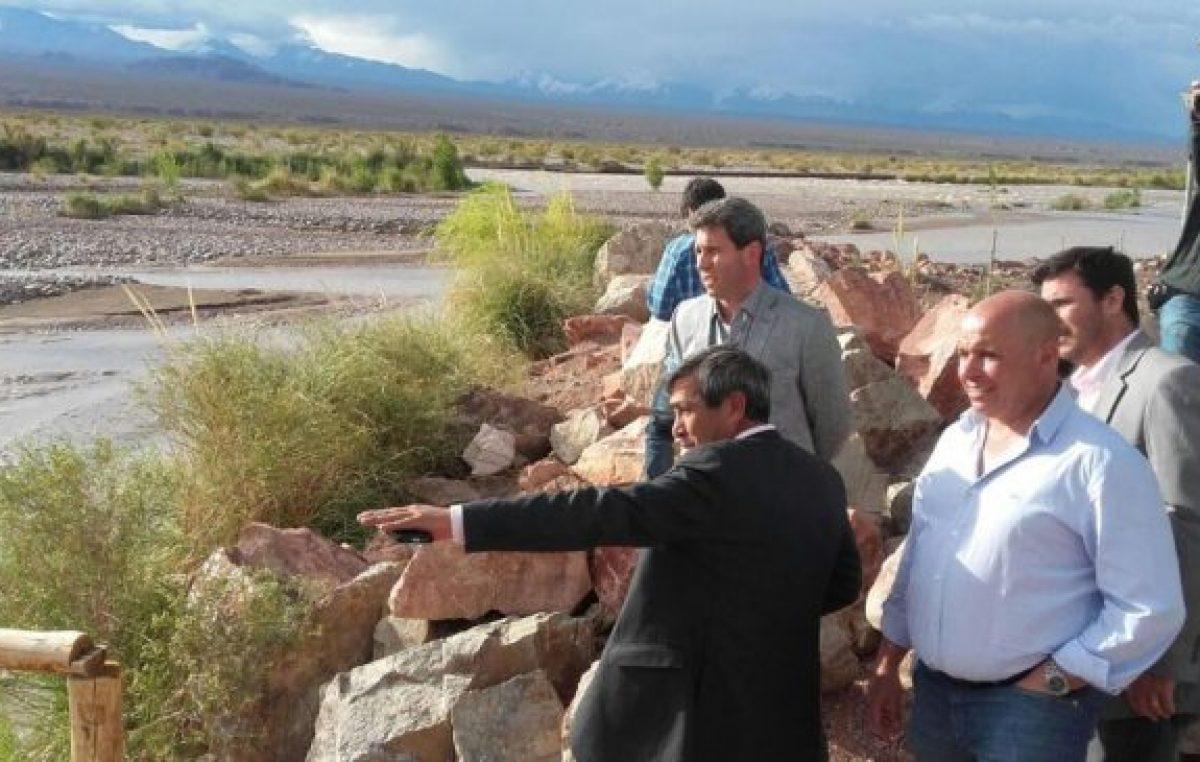 Preocupa en los municipios sanjuaninos la continuidad de la obras ante la escalada del dólar