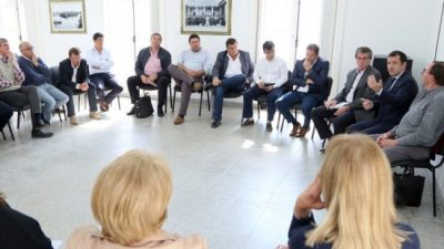 Entre Ríos: Intendentes del PJ respaldan a Bordet ante el impacto de la medidas nacionales sobre municipios
