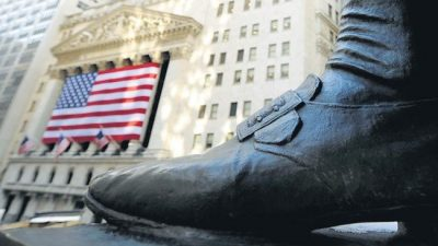Desplome argentino en Wall Street