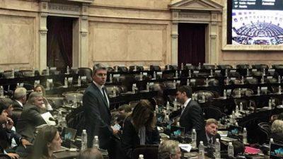 Diputados: Cambiemos no dio quórum y se cayó la sesión para tratar la crisis educativa