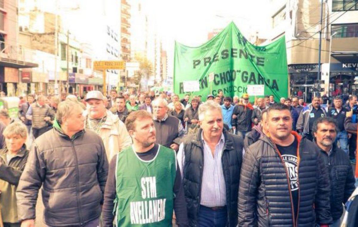El STMA pide reabrir la paritaria en Avellaneda