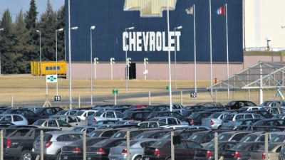 Rosario: Temen despidos masivos en General Motors