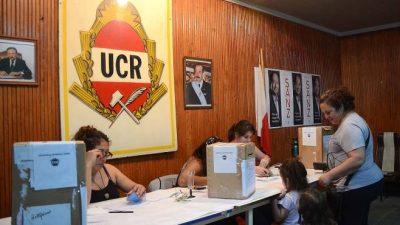 La UCR, aquel poderoso partido en Roca que hoy discute por $ 1.500