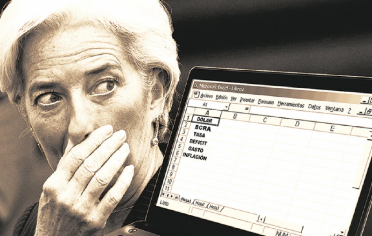El paradigma del Excel incompleto