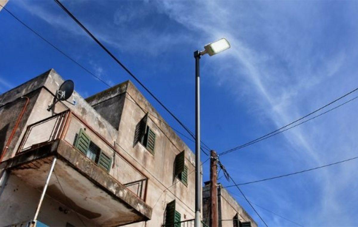 El Municipio de Río Cuarto compró luminarias en dólares:hoy debe $ 17 millones más